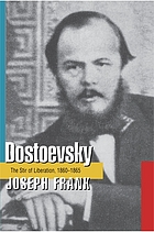 Dostoevsky. The stir of liberation, 1860-1865