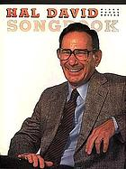 The Hal David songbook.