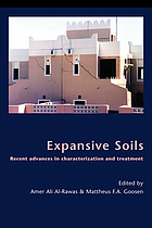 Expansive soils : recent advances in characterization and treatment
