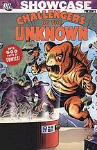 Showcase presents Challengers of the unknown. Volume two