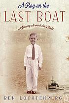 A boy in the last boat