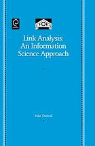 Link analysis : an information science approach