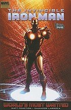 The invincible Iron Man : world's most wanted. Book 2