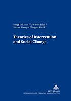 Theories of intervention and social change