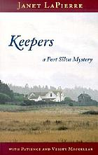 Keepers : a Port Silva mystery with Patience and Verity Mackellar