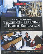 A handbook for teaching & learning in higher education : enhancing academic practice