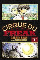 Cirque du Freak, volume 1 : a living nightmare