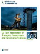 Ex-post assessment of transport investments and policy interventions.
