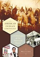 American Indian chronology : chronologies of the American mosaic