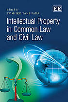 Intellectual property in common law and civil law