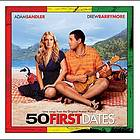 50 first dates : love songs from the original motion picture.