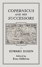 Copernicus and his successors