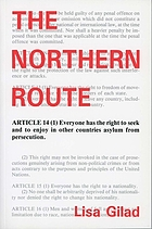 The northern route : an ethnography of refugee experiences