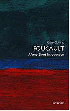Foucault : a very short introduction
