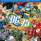 DC 75 : the music of DC Comics : 75th anniversary collection.
