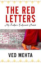 The red letters : my father's enchanted period