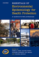 Essentials of environmental epidemiology for health protection : a handbook for field professionals