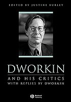 Dworkin and his critics : with replies by Dworkin