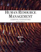 Human resource management : essential perspectives