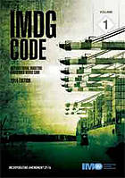 Imdg code : international maritime dangerous goods code : incorporating amendment 37-14.