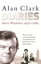 Diaries into politics 1972-1982