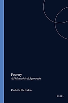 Poverty : a philosophical approach