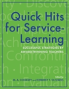 Quick hits for service-learning : successful strategies by award-winning teachers