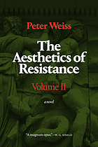The aesthetics of resistance