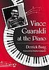 Vince Guaraldi at the piano by  Derrick Bang