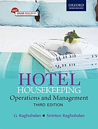 Hotel housekeeping : operations and management