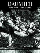 Daumier, 120 great lithographs