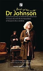 A dish of tea with Dr Johnson : from James Boswell's The life of Samuel Johnson and the journal of a tour to the Hebrides
