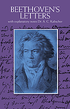 Beethoven's letters,