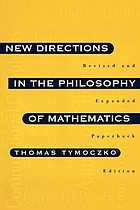 New directions in the philosophy of mathematics : an anthology