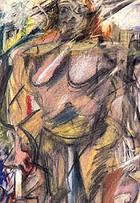 Willem de Kooning : tracing the figure