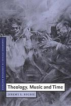 Theology, music, and time