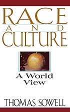 Race and culture : a world view