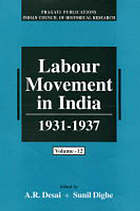 Labour movement in India : documents