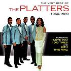The very best of the Platters, 1966-1969.