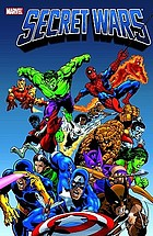 Secret wars omnibus : collecting Secret wars nos. 1-12 - plus Thor no. 383, She-Hulk no. 10 & What if--? nos. 4 & 114