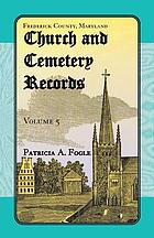 Marriages recorded by the pastors of the Evangelical Reform United Church of Christ Frederick, Frederick County, Maryland 1756-1999
