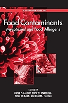 Food contaminants : mycotoxins and food allergens
