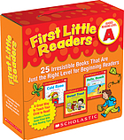 First little readers : Guided reading level A