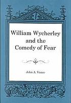 William Wycherley and the comedy of fear