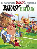Asterix in Britain. vol. 8