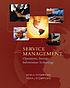 Service management : operations, strategy, information... by  James A Fitzsimmons
