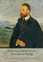 Bernard Berenson : formation and heritage
