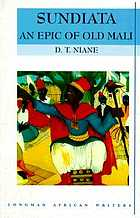 Sundiata : an epic of old Mali
