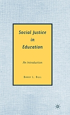 Social justice in education : an introduction