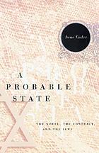 A probable state : the novel, the contract, and the Jews